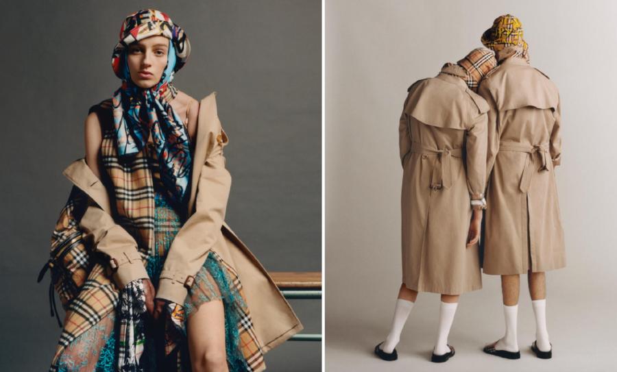 Riccardo Tisci sẽ trình làng bộ sưu tập Thu-Đông 2018 tại London Fashion Week mà không sử dụng lông thú vào những sản phẩm của mình. Ảnh: Standard UK