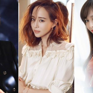 """8 mỹ nhân Hoa ngữ """"hot"""" nhất màn ảnh Đài - Trung 2018"""