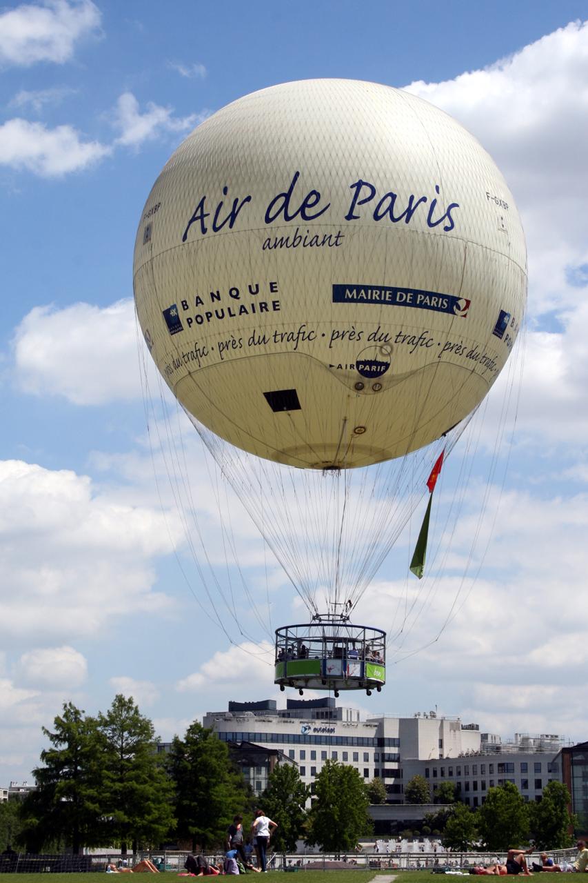 Kinh nghiệm du lịch Paris (Ảnh: Remi Jouan)