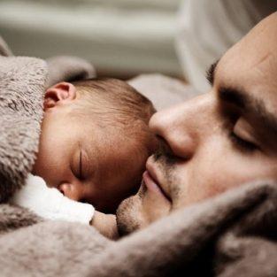 Đàn ông cũng bị bệnh trầm cảm sau khi có con?