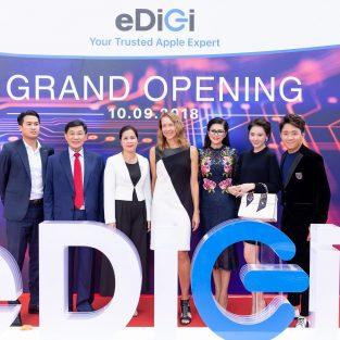 Chuỗi cửa hàng cao cấp chuẩn Apple đầu tiên khai trương tại Thành phố Hồ Chí Minh