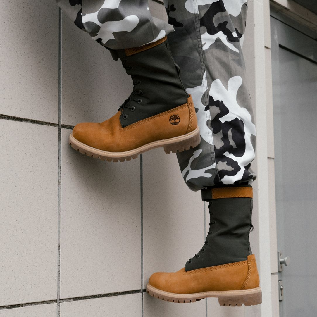 Timberland là một thương hiệu nổi bật trong làng thời trang giày Boot nam (Ảnh: Timberland)