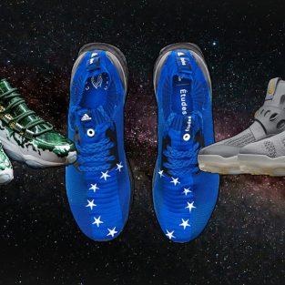 6 thiết kế giày thể thao nổi bật tuần 2 tháng 9/2018