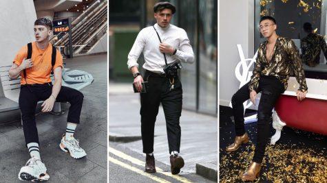 Thời trang sao nam ấn tượng tuần 2 tháng 9/2018