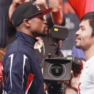 Floyd Mayweather chấp nhận tái đấu cùng Manny Pacquiao