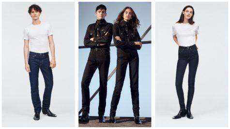 Denim Index - Sáng tạo đột phá từ thương hiệu Calvin Klein Jeans