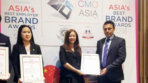 DAFC thuộc tập đoàn ông Johnathan Hạnh Nguyễn được vinh danh giải thưởng châu Á