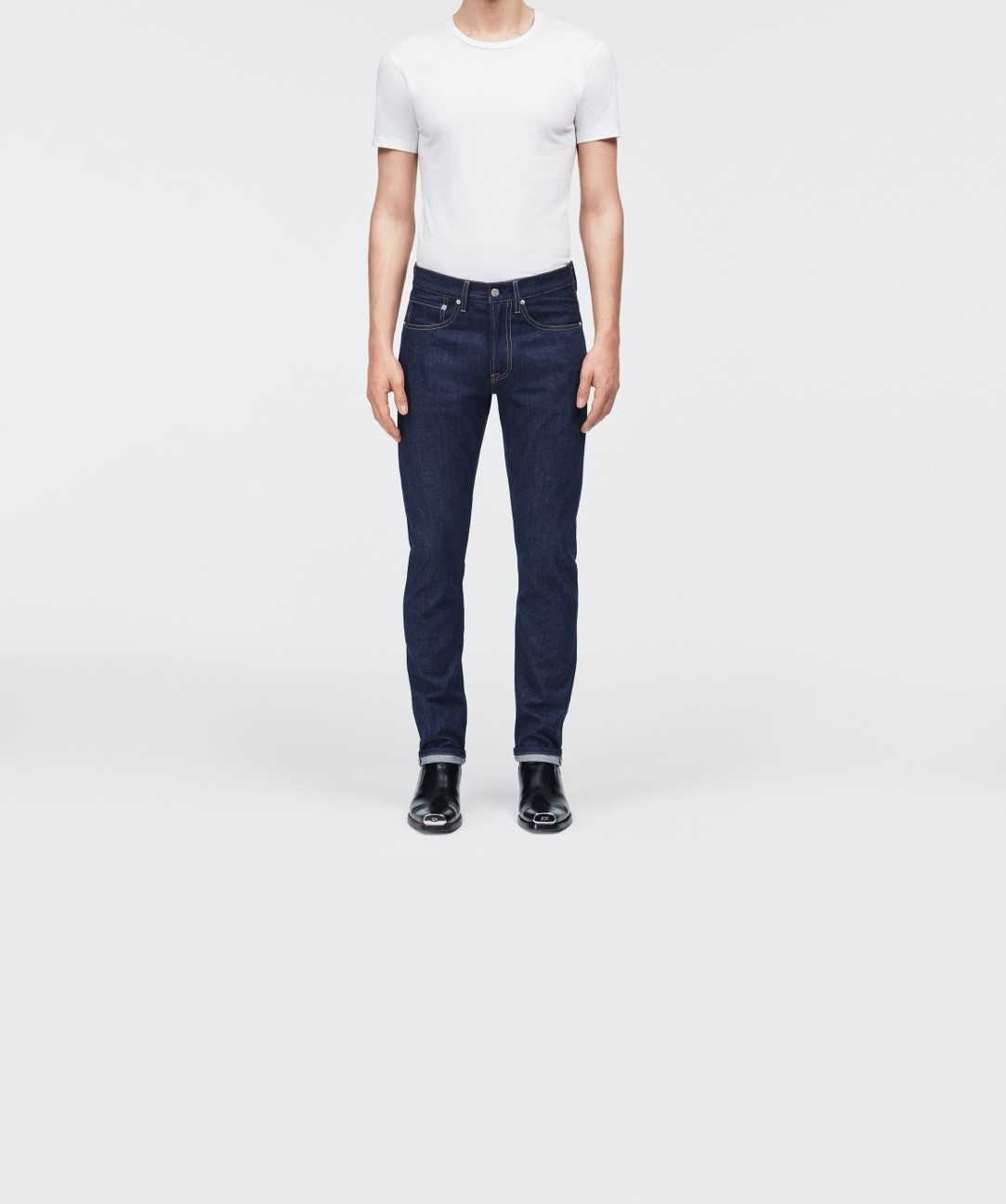 calvin klein jeans - taper 1 - elle man