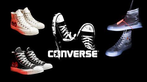 Ý nghĩa logo thương hiệu - Phần 11: Converse