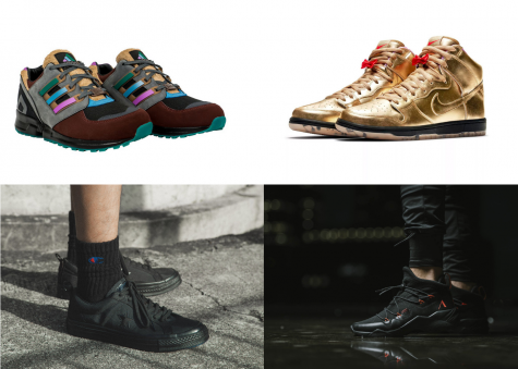 5 thiết kế giày thể thao nổi bật tuần 3 tháng 9/2018