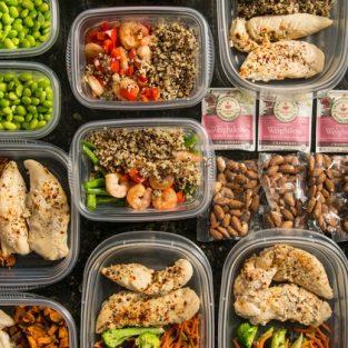 Mẹo giảm cân nhanh chóng trong ăn uống của các chuyên gia