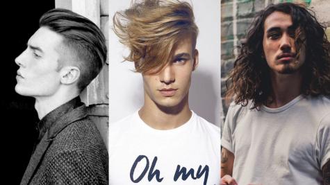 Đoán tính cách của bạn qua 8 kiểu tóc nam