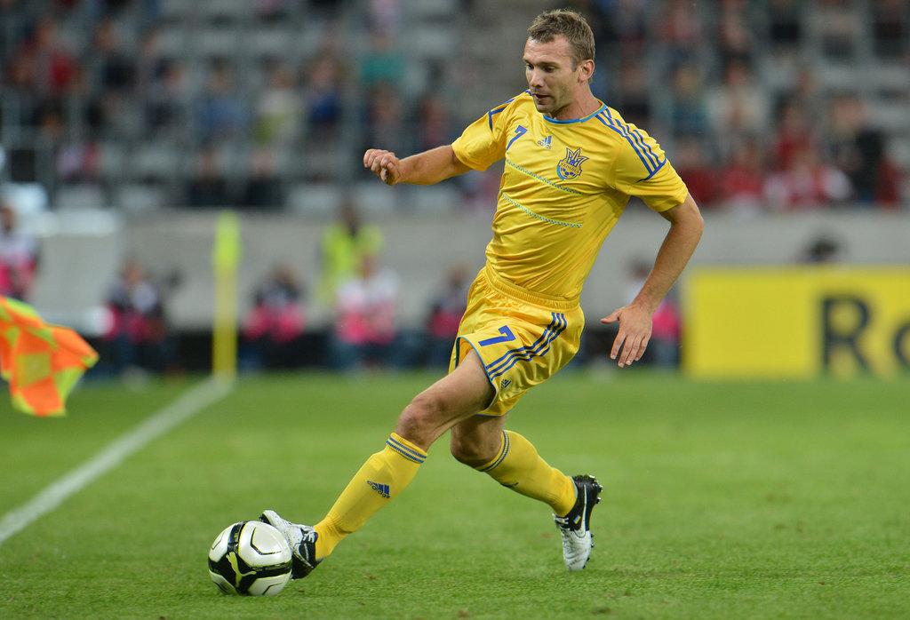 Andriy Shevchenko - ELLE Man -7