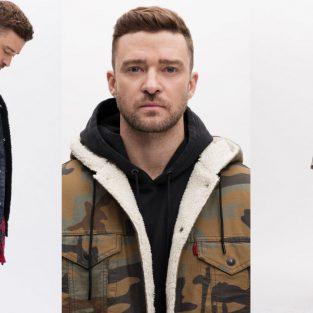 Justin Timberlake hợp tác với Levi's và hứa hẹn sẽ gây sốt sắp tới đây