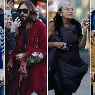 Ngắm nhìn thời trang đường phố ấn tượng tại Paris Fashion Week 2019