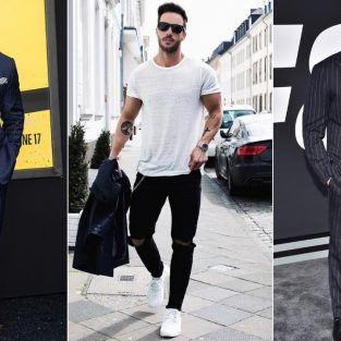 Gợi ý nào phong cách thời trang của những chàng cơ bắp?