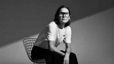 Lần đầu tiên, thương hiệu Lacoste được dẫn dắt bởi một nữ giám đốc sáng tạo
