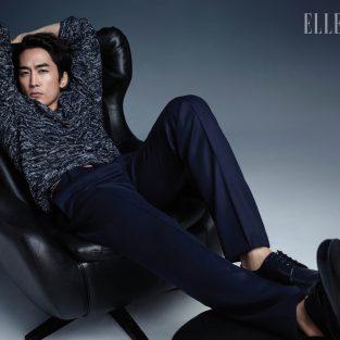 Song Seung Hun - Quý ông độc thân kim cương