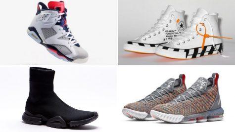 6 thiết kế giày thể thao nổi bật tuần 1 tháng 10/2018