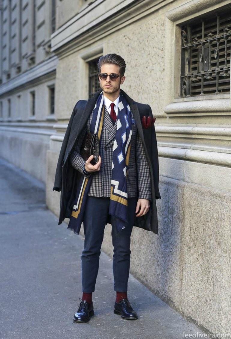 Các kiểu áo thanh lịch để tạo thành một quý ông thời trang hoàn hảo
