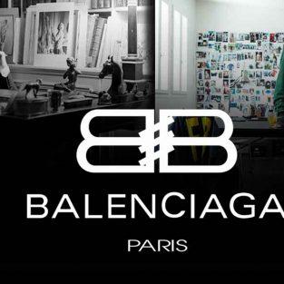 Ý nghĩa logo thương hiệu - Phần 12: Balenciaga