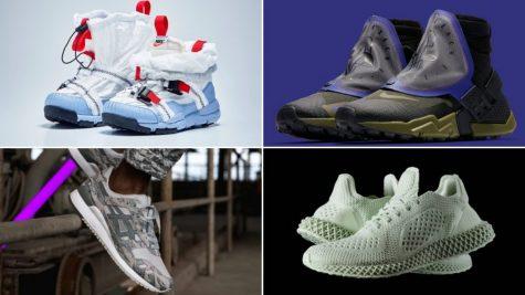 6 thiết kế giày thể thao nổi bật tuần 2 tháng 10/2018