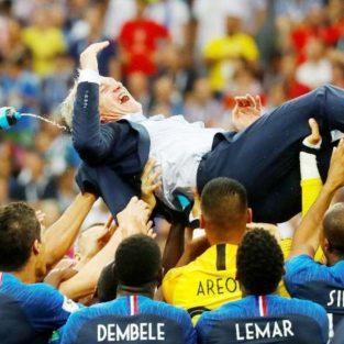 Didier Deschamps: Huyền thoại về người Pháp vĩ đại!