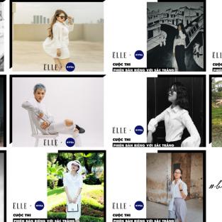 """Ai là top 02 phiên bản riêng ấn tượng nhất cuộc thi """"Phiên bản riêng với sắc trắng"""" cùng Nivea Black & White?"""