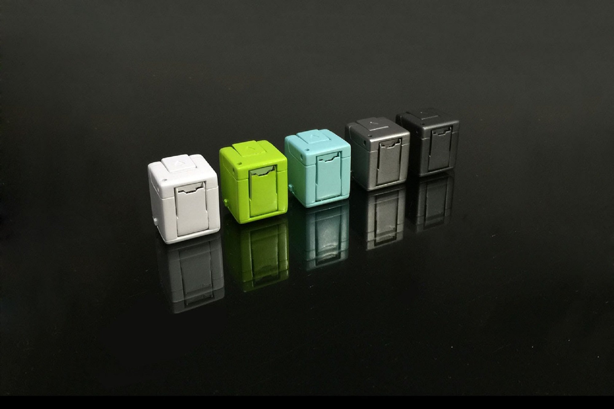 Với thiết kế nhỏ gọn thông minh và 5 màu sắc dễ sử dụng. Ảnh: Wiplabs