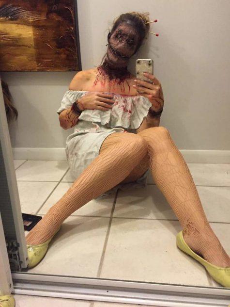 hoa trang halloween elle man 16