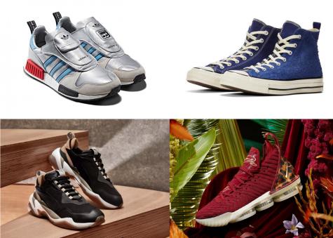 6 thiết kế giày thể thao nổi bật tuần 3 tháng 10/2018