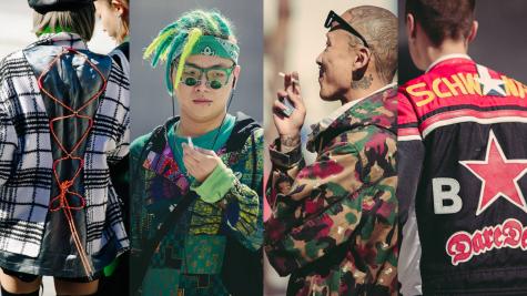 Thời trang đường phố Tuần lễ Thời trang Seoul Xuân-Hè 2019: Khi Neon và hoạ tiết chiếm lĩnh sàn diễn