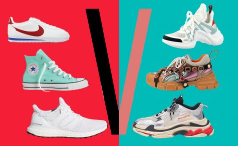 """Khi thời trang cao cấp làm sneaker: Đã đủ tầm """"đe dọa"""" các ông lớn thể thao?"""