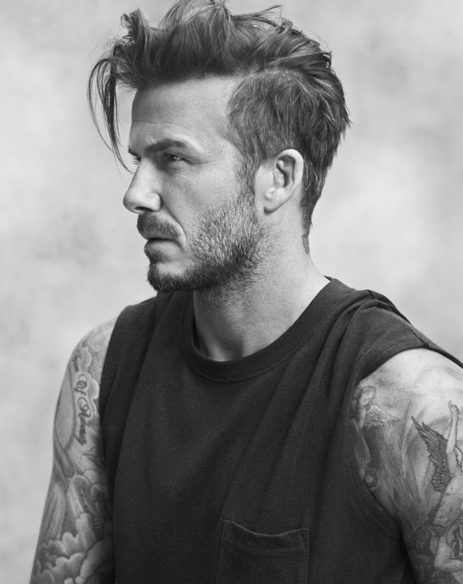 Ảnh: David Beckham for H&M