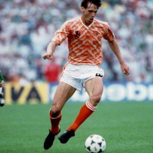 Marco van Basten: Đôi cánh thiên nga của Hà Lan