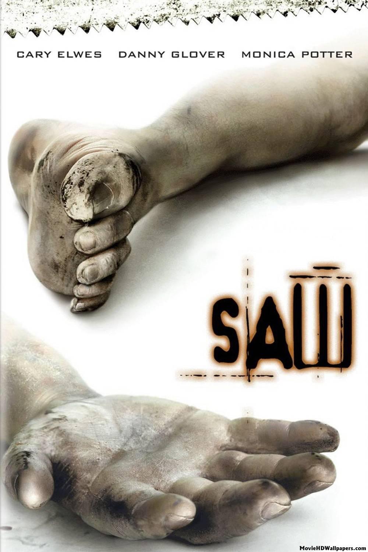 phim kinh di halloween - Saw 1 - elle man
