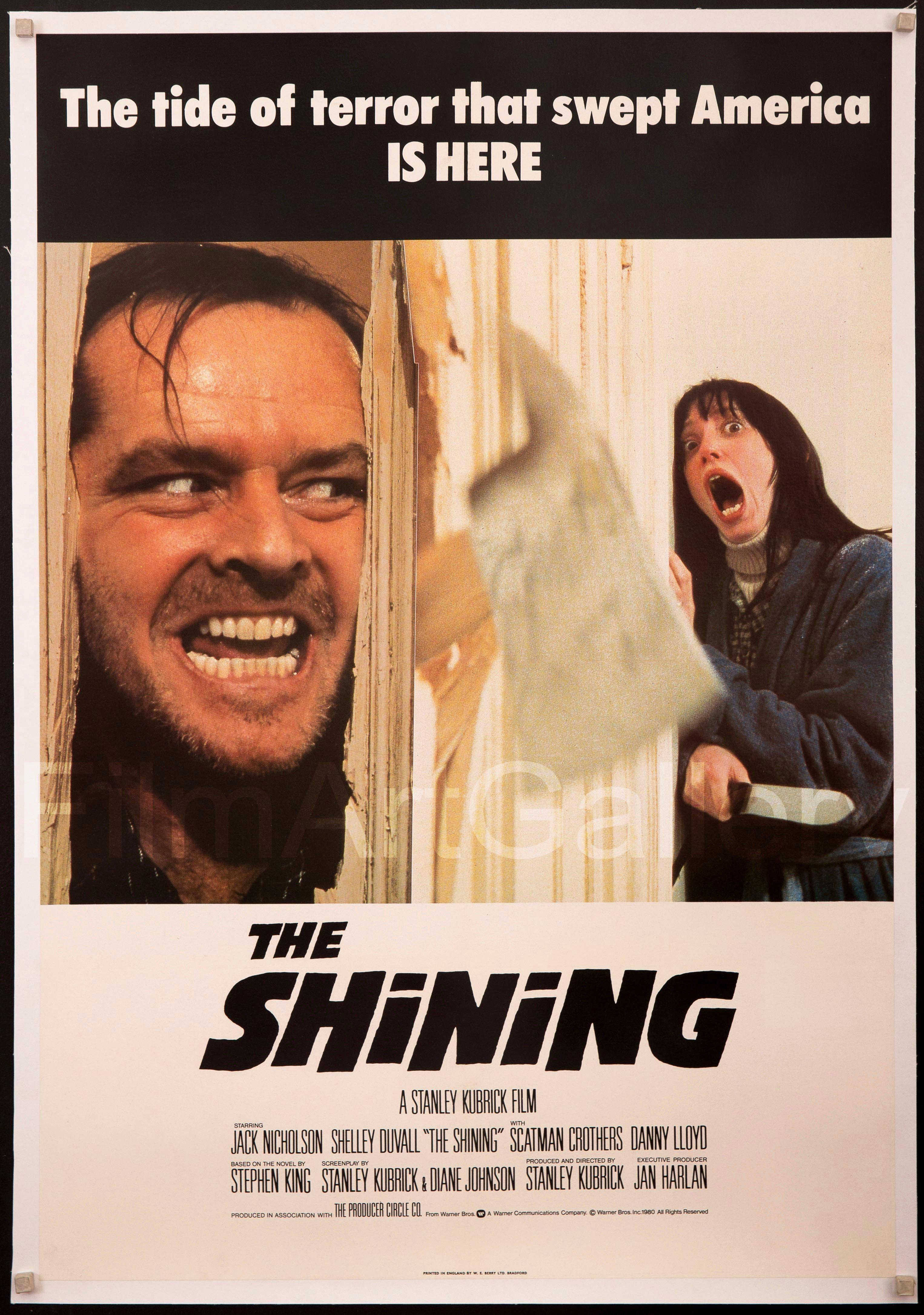 phim kinh di halloween - The Shining - elle man