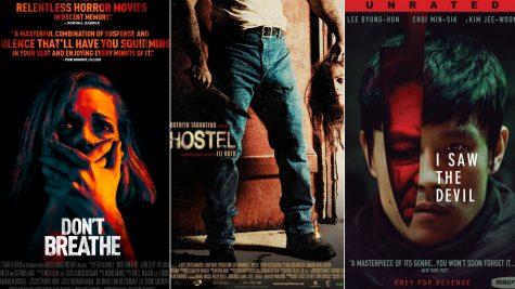 """Những bộ phim kinh dị """"ướt át"""" cho mùa Halloween"""