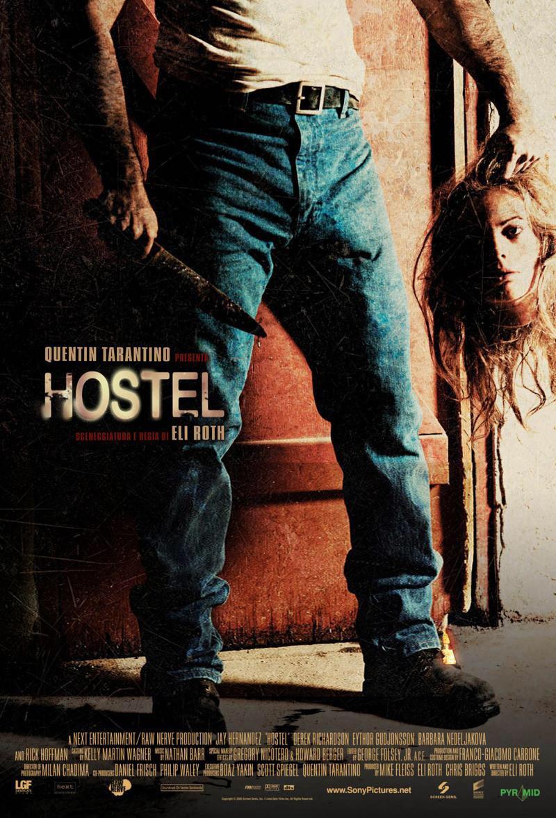 phim kinh di halloween - hostel 1 - elle man