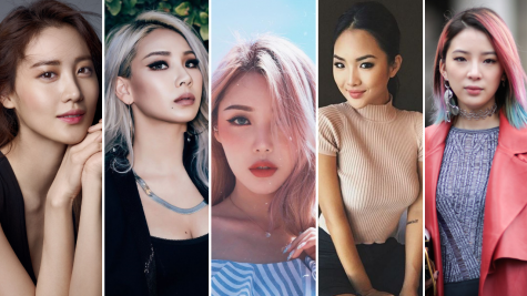 """Tài khoản Instagram của 7 người đẹp Hàn Quốc """"hot"""" hiện nay"""