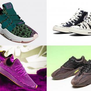 5 thiết kế giày thể thao nổi bật tuần 4 tháng 10/2018
