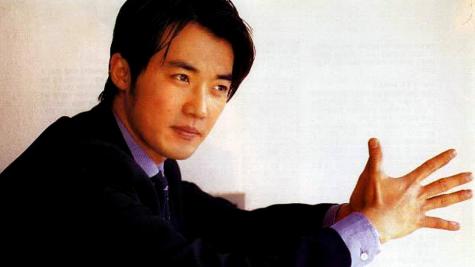 Ahn Jae Wook - elle man featured image