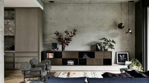 Cải tạo không gian sống phong cách Scandinavian với phụ kiện trên tường