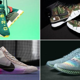 10 thiết kế giày thể thao đắt nhất quý 3/2018
