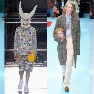 """ELLE Man Style Calendar: """"Biến hóa"""" đa dạng với phong cách thời trang Halloween"""