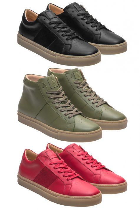 giày thể thao ELLE Man 09