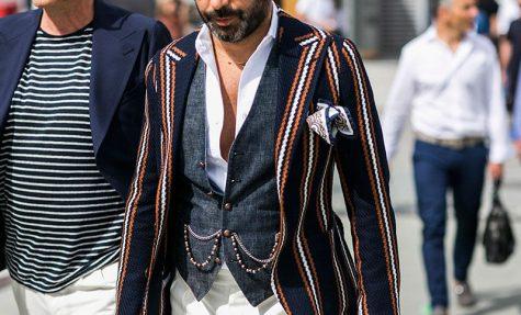 Học hỏi phong cách thời trang phóng khoáng của quý ông nước Ý