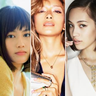 """Tài khoản Instagram của 8 người đẹp Nhật Bản """"hot"""" nhất 2018"""