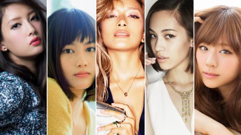 """Tài khoản Instagram của 8 người đẹp Nhật Bản """"hot"""" nhất hiện nay"""