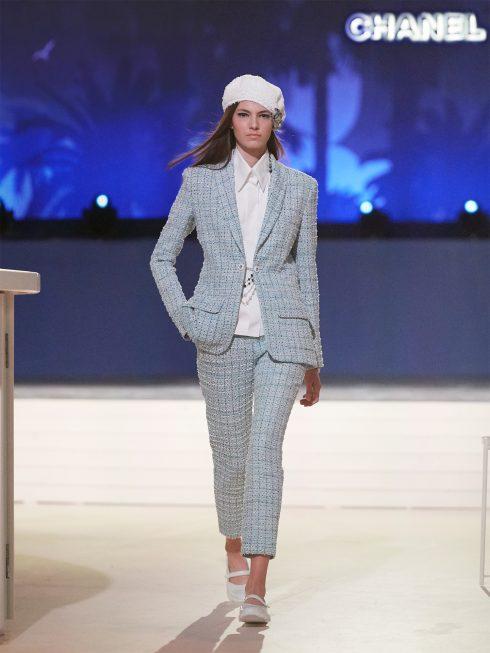 Tin tức thời trang đáng chú ý nhất năm nay chính là Pharrel Williams sẽ hợp tác cùng Chanel để cho ra mắt bộ sưu tập XUân-Hè 2019. Ảnh: Chanel